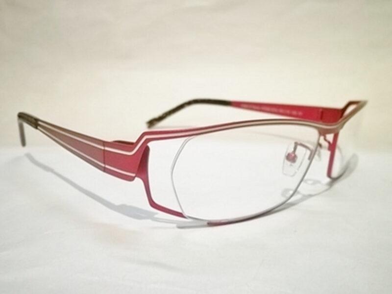 JF2565 Rouge - Blanc