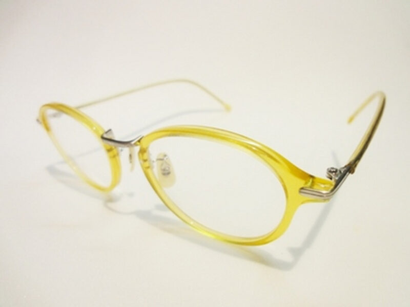HF-111 Clear Yellow / Silver