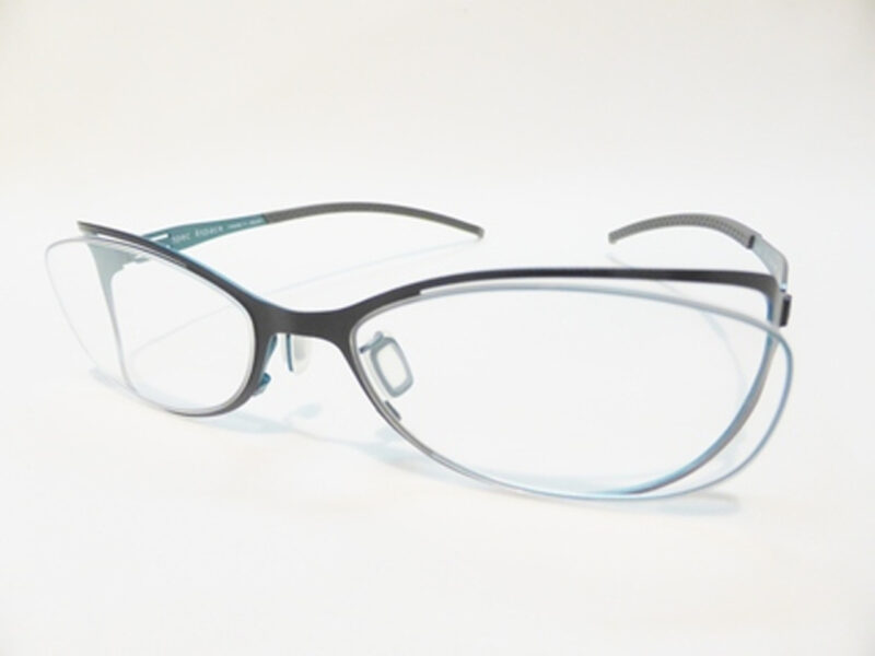 ES-6066 blue gray / emerald