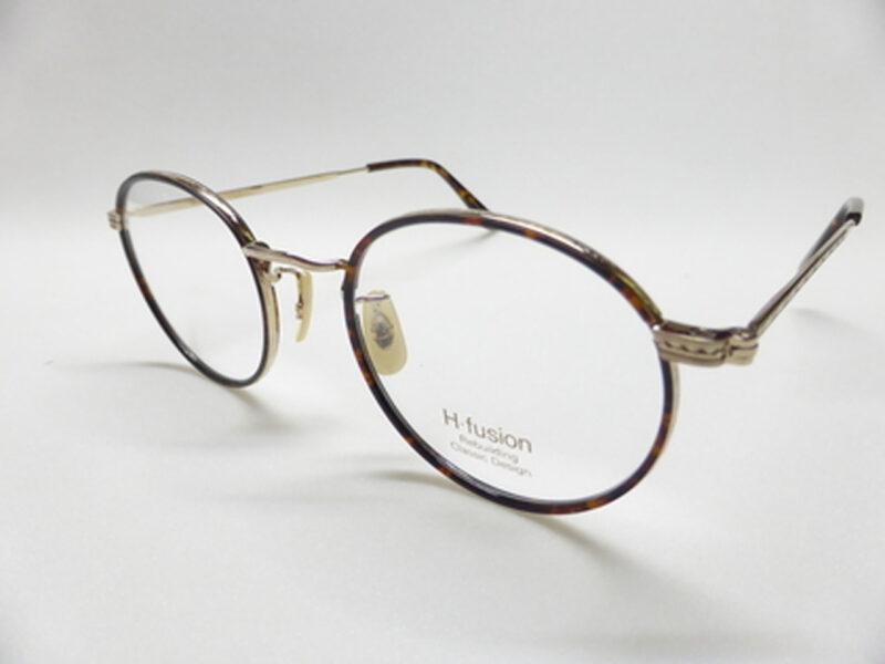 HFL-611 havana brown / gold
