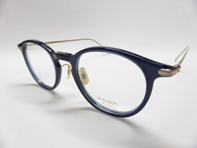 HFL-127 clear navy / gold