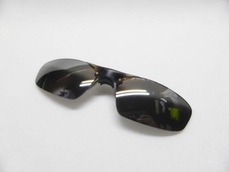 KABRIOキャブリオ フリップアップ クリスタルブラック/レーザーブラック FR788702 クリスタルブラック