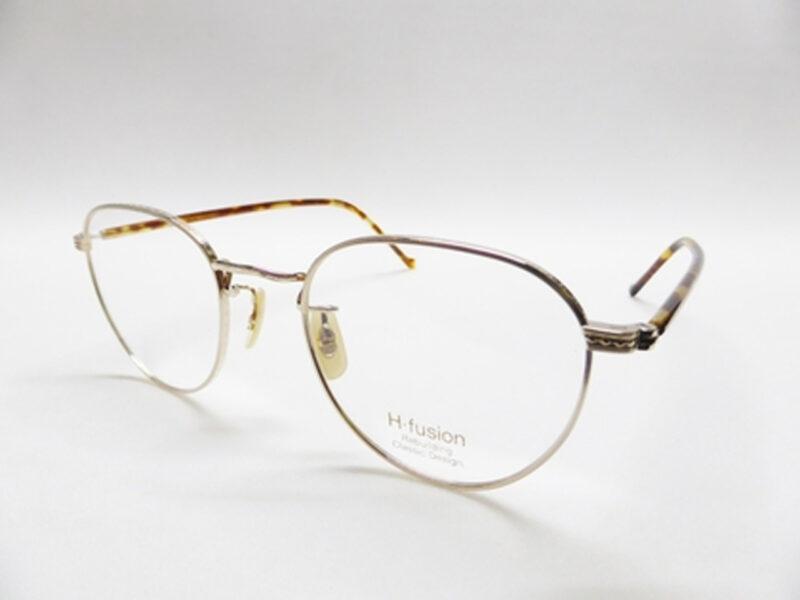HFL-612 gold / havana brown