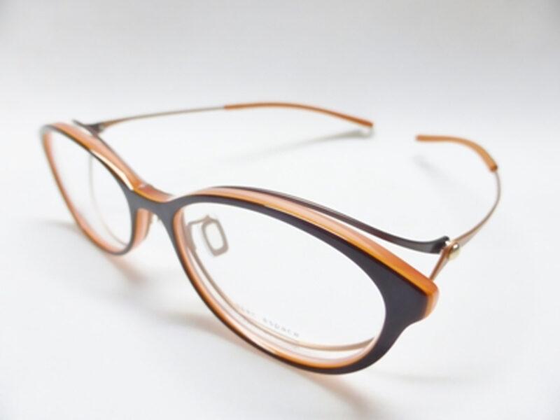 ES-1971 Brown/Orange