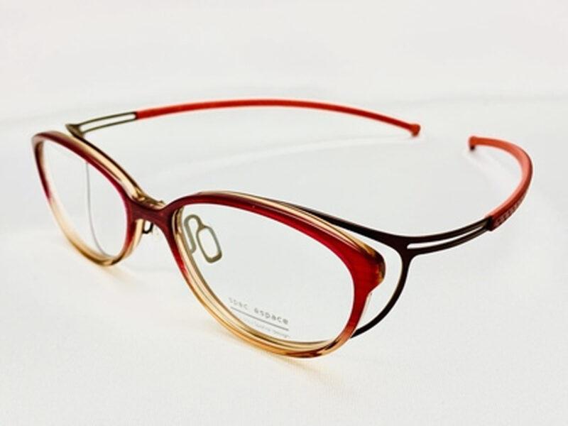 ES-1874 red stripeⅡ / red