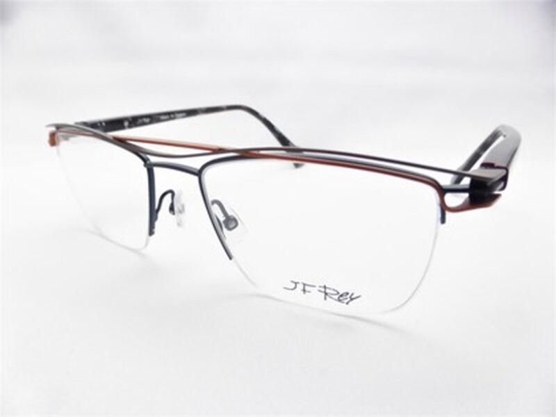 JF2880Blue / Taupe / Brick
