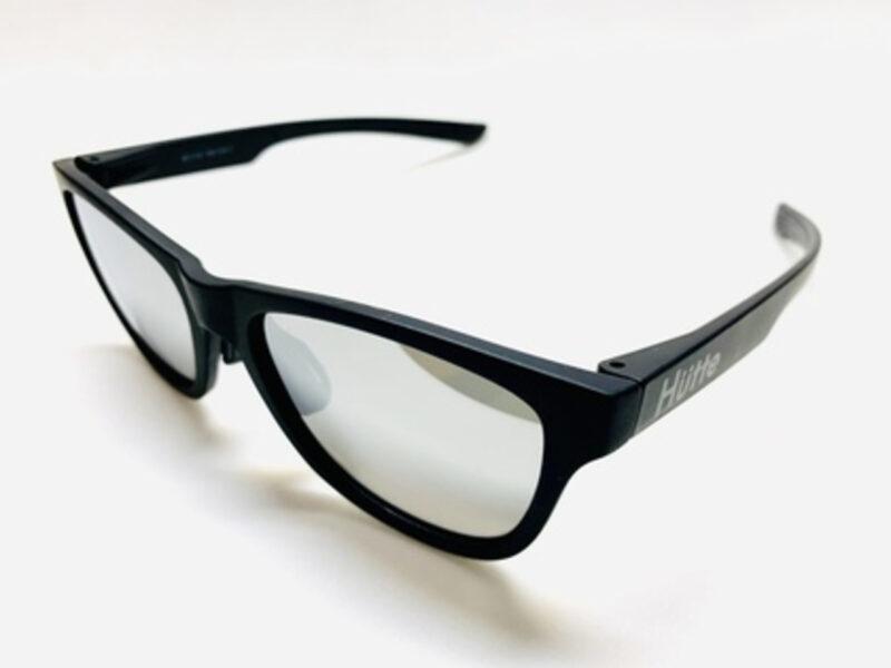 HUTTE02/ブラックロゴブラック(艶なし)/ ブラックロゴ