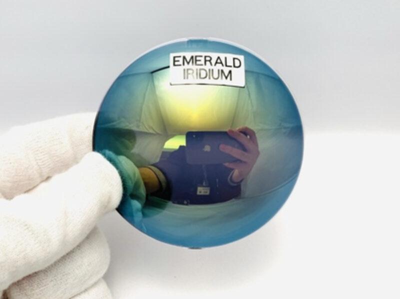 オークリー エメラルドイリジウム