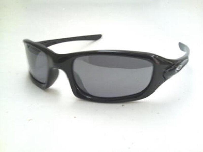 Fives Squared Polished Black