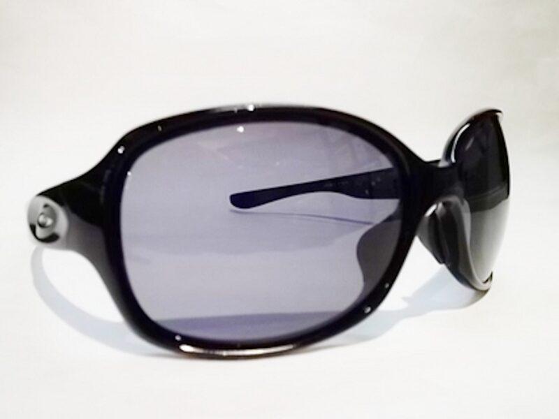 Drizzle ドリズル oo9186-01 Polished Black+Iris Metallic