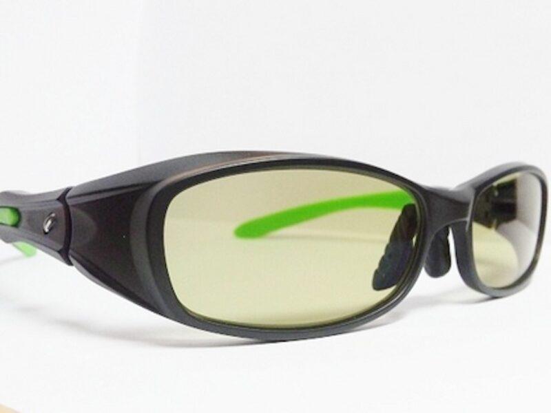 CAVARO BLACK/GREEN
