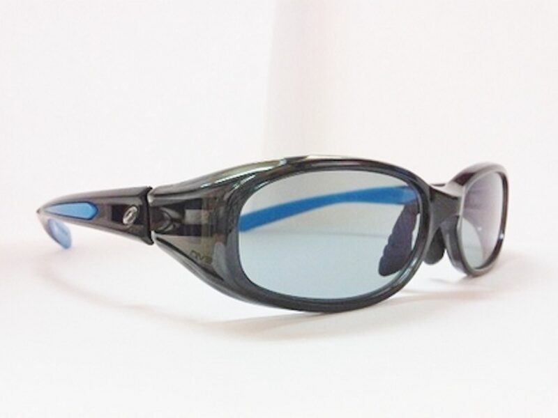 REVIN CLEAR GRAY/BLUE
